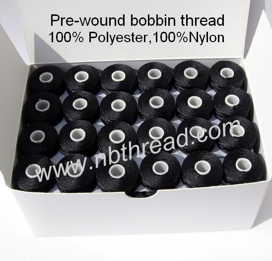 """L""  Sideless, Black, Bobbin thread 3"