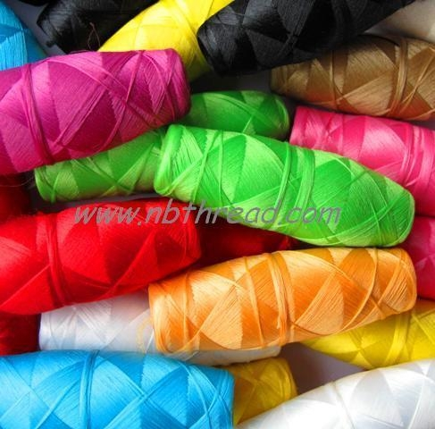 Polyester Cocoon thread 1