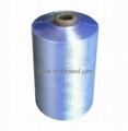 Viscose Rayon yarn 450D/1, 1kg/cone
