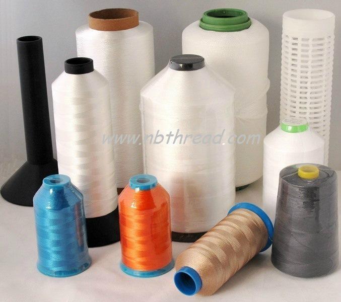75D/2, 100D/2, 140D/2, 150D/2,210D/2 Polyester / Nylon