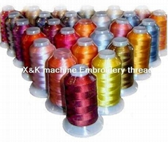 Rayon Embroidery Thread