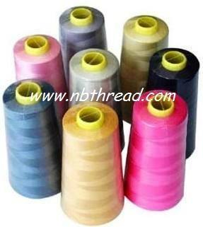 100% Spun polyester sewing thread 1