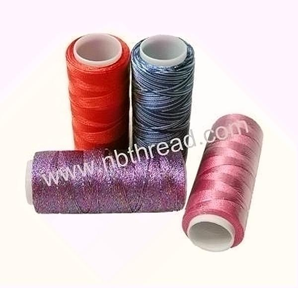 Viscose Rayon Embroidery Thread 4