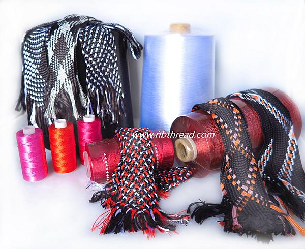 Rayon embroidery Thread, 25gr 9