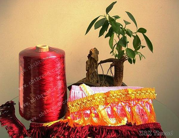 Viscose filament yarn 6