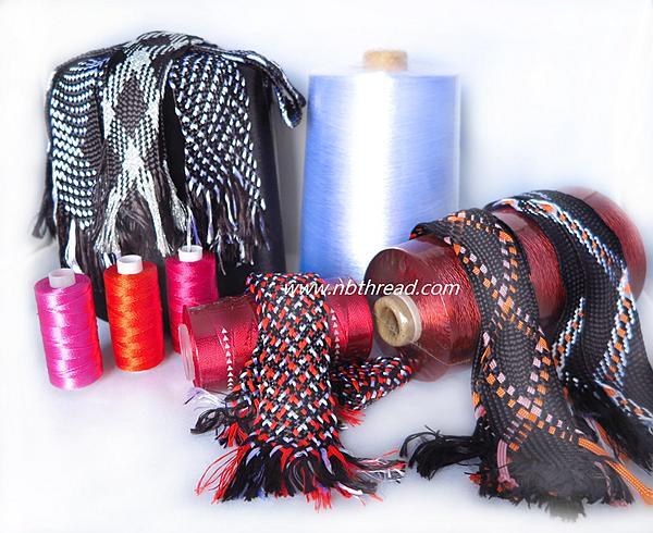 Viscose filament yarn 5
