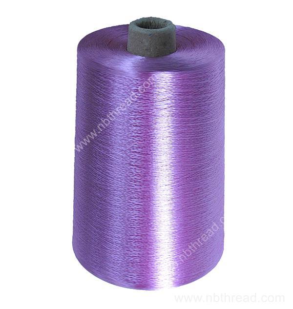 Dyed viscose rayon yarn  1