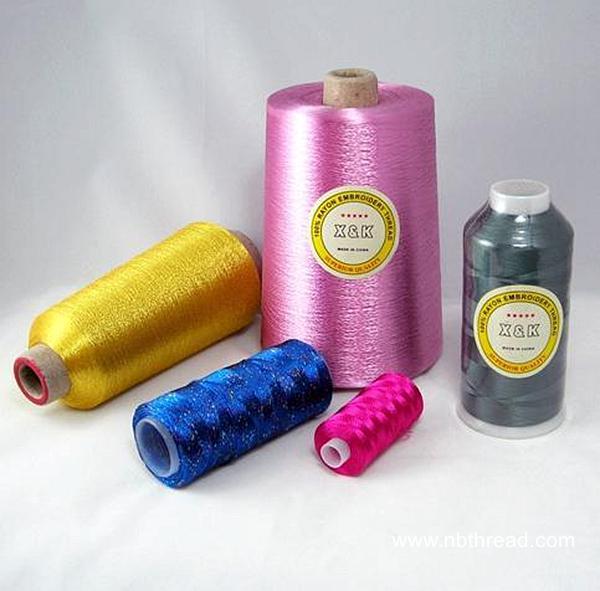 Dyed viscose rayon yarn  3
