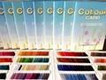 Dyed viscose rayon yarn  8