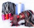 Dyed viscose rayon yarn  6