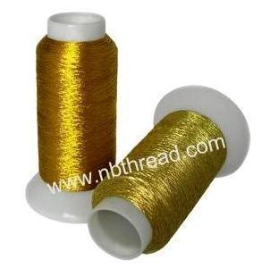 Metallic embroidery thread 1