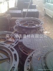 广西南宁铸铁井盖