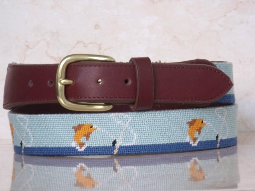 刺绣腰带 3