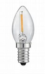 Candle LED bulb C7
