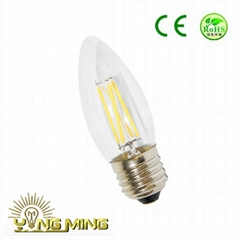 Candle LED lamp C35
