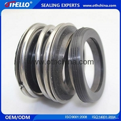 China Supplier rubber bellow mechanical seals MG1 type