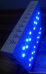288W LED Grow Light,3W Chip,Red/Blue,AC 85-265V,Mini Greenhouse Hydroponic Syste