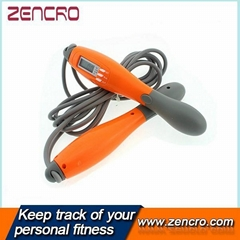 Digital Plastic Skipping Jump Rope (JPR-2108)