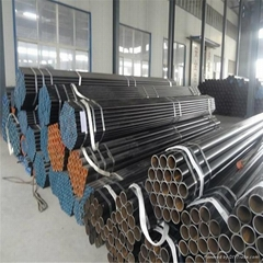 Cold dranw seamless carbon steel tube ASTM A53 DIN2391