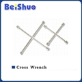 Cross Socket Wrench