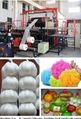 Packaging net production line machine