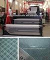 Wiindow mesh production line machine