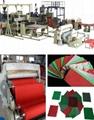 PVC Floor mat production line machine