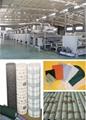 PVC antiskid foam mat machine