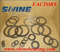 811 Series Thrust Ball Bearing With Flat Seat 81103 TN