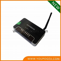 Youpoo Private design new model K8 Amlogic S805 Quad Core Box XBMC13.2 Gotham