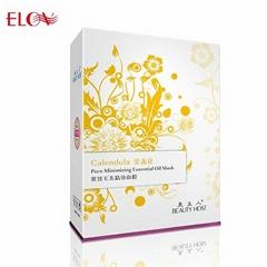 Calendula pore minimizing essential oil mask