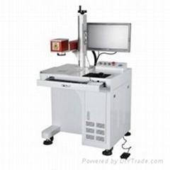 桌面式光纤激光打标机KS-FBW20