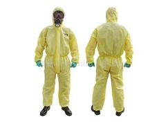 防化服促销 防喷溅 防化学品--新明辉商城