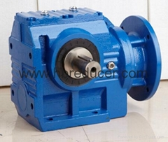 S Helical-worm Gear Units