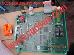 欧陆590C/648A直流调速器炸可控硅维修分析