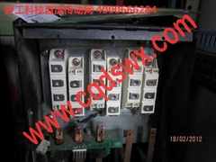 欧陆165安590P直流调速器维修过流保护