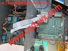 ABB DCS400直流调速器维修报警 F12怎么处理