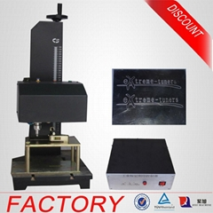 Industrial CNC Pneumatic Metal Label Dot Pin Marking Machines