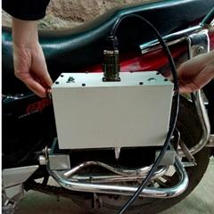 """7""""LCD Touch Screen Controller Code Car Frame Metal Engraver Portable"""