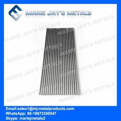 Tungsten carbide precision rods bars with h6