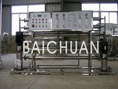 桶裝純淨水生產線