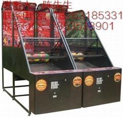 北京厂家出租篮球机