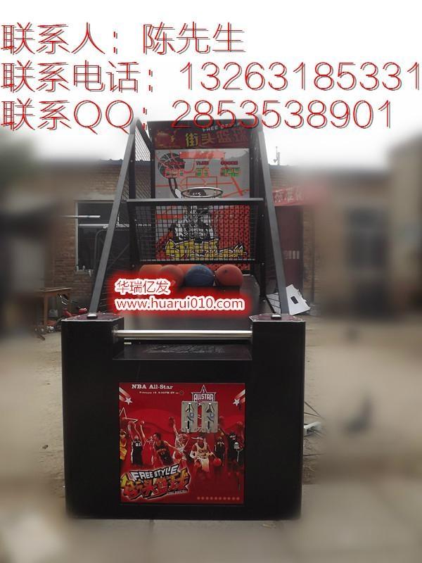 北京廠家出租籃球機 5