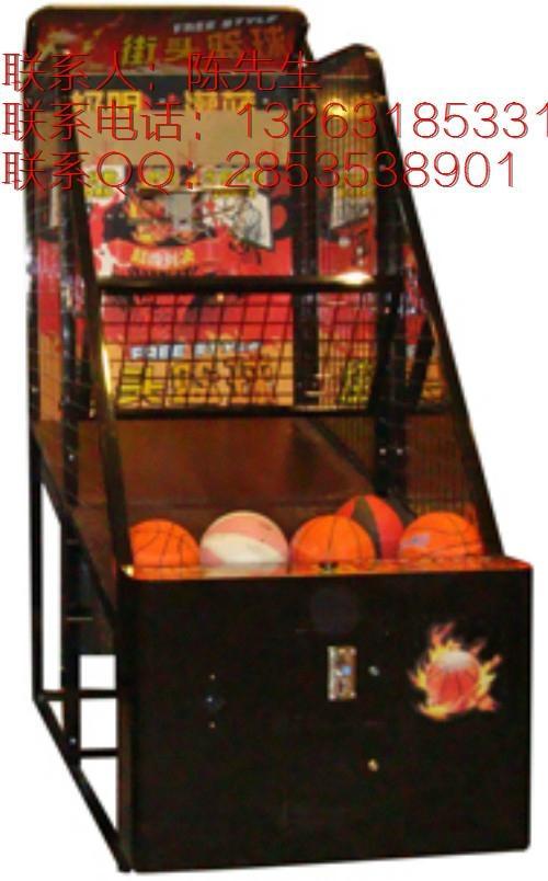 北京厂家出售篮球机 5
