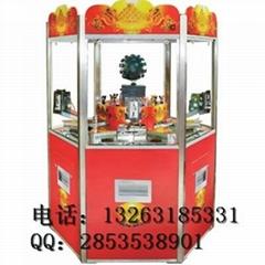 北京廠家出租六人推幣機