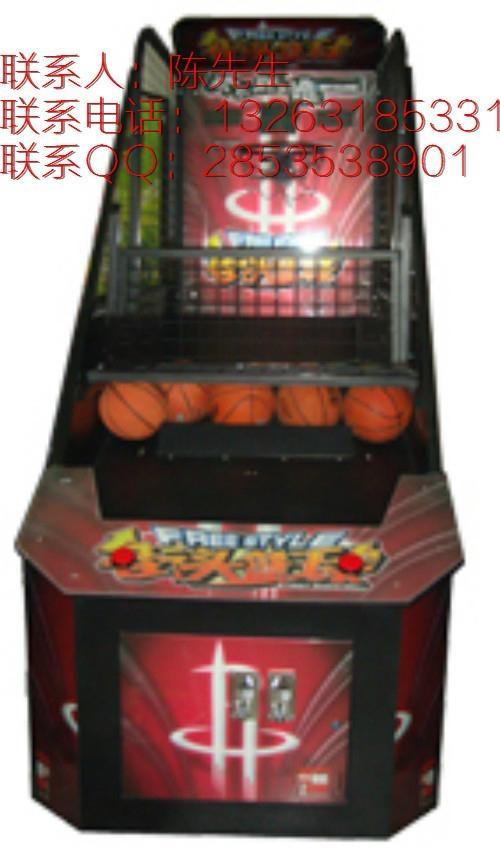 華瑞籃球機出租 5