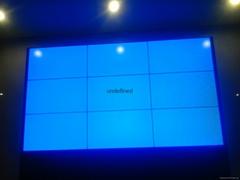 高端無縫隙電視牆