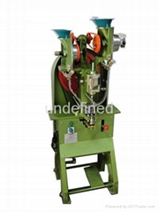 BD-727E Automatic Double-side Eyeleting Machine