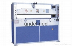 BD-709-C 30T Automatic 2-post Hydraulic plane leather cutting press machine