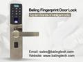 high quality digital fingerprint keypad
